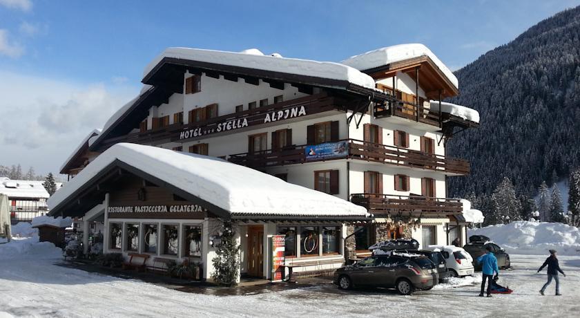 Hotel Stella Alpina A Falcade